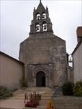 Image for L'église Saint-Romain - Mazerolles -France
