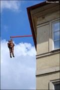 "Image for ""Man Hanging Out"" / ""Zavešený muž"" (Prague)"