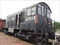 Image for AT&SF switcher #2301 - Temple, TX