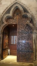 Image for Cathedral Door - Cathedral Church of St. Mary and St. Ethelbert - Hereford, Herefordshire