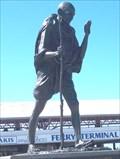 Image for Mohandas K. Gandhi - San Francisco, CA