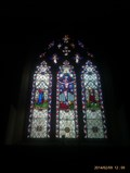 Image for Stained Glass Windows, St Nicholas - Hintlesham, Suffolk