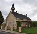 Image for The Crosby Memorial Presbyterian Church and School of Salina ~ Salina, Utah