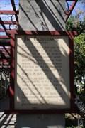 Image for The Camposanto (Cemetery) -- Mission San Gabriel The Archangel, San Gabriel CA