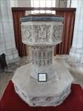 Image for Baptism Font - St Ethelbert - Hessett, Suffolk