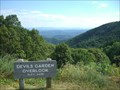 Image for Devil's Garden Overlook - Blue Ridge Parkway, North Carolina