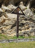 Image for Mission Cross at the Chapel zur Hohen Stiege - Saas-Fee, VS, Switzerland