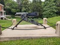 Image for M1917 Browning machine gun - Andrew Johnson National Cemetery - Greeneville, TN