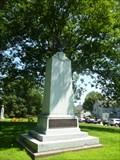 Image for Winchendon American Legion Monument - Winchendon, MA