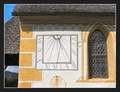 Image for Sundial of the Rosary Church (Rosenkranzerkirche) - Maria Wörth, Austria