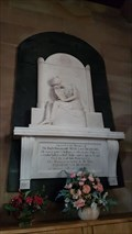 Image for Henry Lord Bradford memorial - St Andrew - Weston-under-Lizard, Staffordshire