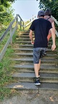 Image for Bunker 2 stairway - Zoutelande, NL