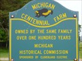 Image for Michigan Centenial Farm - Pickford - Michigan.