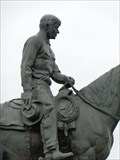 Image for Will Rogers - Riding into the Sunset - Claremore, Oklahoma.