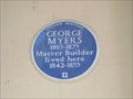 Image for George Myers - St George's Road, Southwark, London, UK