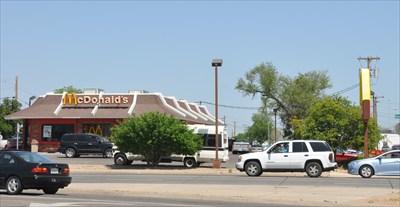 Mcdonalds Taylor Avenue Garden City Kansas Mcdonald 39 S Restaurants On