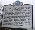 Image for Riverview Cemetery