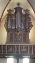 Image for Organ in Kirche St. Maria und Nikolaus des Klosters Arnstein - Obernhof - RLP - Germany