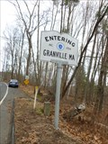 Image for Connecticut/Massachusetts - Granby, CT/Granville, MA - along Route 189