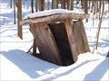 Image for Homestead outhouse - Salt Fork State Park, Ohio