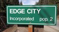 Image for Edge City - Population 2 - British Columbia, Canada