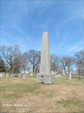 Image for Soldier Memorial at the Needham Cemetery - Needham, MA