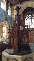 Image for Font Cover - St George - Lower Brailes, Warwickshire, UK