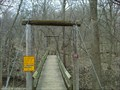Image for Newton Hills State Park Suspension Bridge, Canton, SD