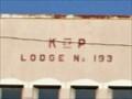 Image for (Former) Knights of Pythias Lodge No. 193 - Crockett, TX