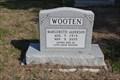 Image for 100 - Margurette Alderson Wooten - Carson Cemetery - Ector, TX