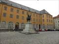 Image for König Ludwig 1. Statue - Regensburg / Germany