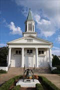 Image for Perry Methodist Church -- Perry GA