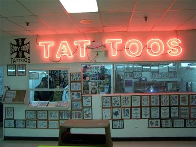 Body Shop Tattoos - Gibratar Trade Center - Taylor, Michigan - Tattoo