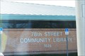 Image for 78th St. Community Library - Tampa, FL