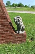 Image for Wales Church Lion - Pulaski, TN