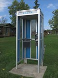 Image for Young's Bay Payphone - Angle Inlet, Minnesota