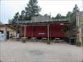 Image for Burlington Northern Caboose #11508 - Larkspur, CO