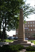 Image for OT Pioneer Monument -- Casper WY