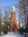 Image for Fürstliche Grabkapelle im Fasanengarten