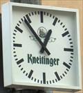 Image for Clock at the Arnulfsplatz, Regensburg - Bavaria / Germany