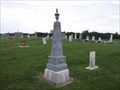 Image for Peter Smith - Indian Creek Hill Cemetery - rural Montgomery County, IN