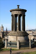 Image for Dugald Stewart Monument - Edinburgh, Scotland, UK