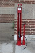 Image for Bicycle Repair Station - Farmers Branch Community Recreation Center - Farmers Branch, TX, USA