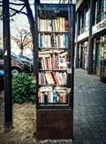 Image for Offener Bücherschrank Sieglar, Troisdorf, NRW, Germany