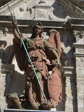 Image for Archangel Michael - Würzburg, Bayern, Germany