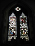 Image for St. Edward, King and Martyr Church Windows - Corfe Castle, Dorset, UK