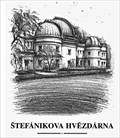 Image for Štefánik Observatory by Karel Stolar - Prague, Czech Republic