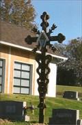 Image for St. Gertrude Cemetery Cross - Krakow, MO