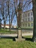 Image for Marian Column - Libochovice, Czech Republic