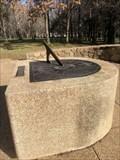 Image for John Knight Memorial Park Sundial, Canberra, Australia